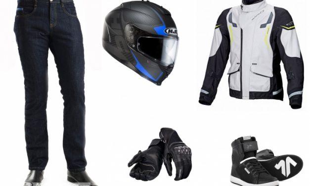 Les équipements indispensables pour les motards